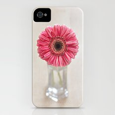 Today I'm Dreaming in Pink Slim Case iPhone (4, 4s)