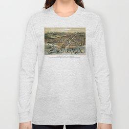 Chicago - Illinois -1872 Long Sleeve T-shirt