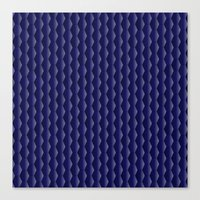 scales Canvas Prints featuring Scales by Cherie DeBevoise