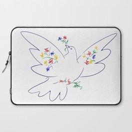 Picasso's Dove Laptop Sleeve