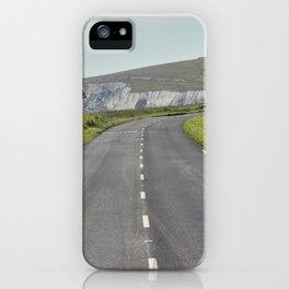 Road to the Hills iPhone Case