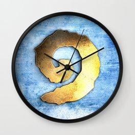 Heartstone tapestry 1 Wall Clock