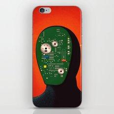 Robots Have Feelings Too iPhone Skin