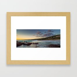 Skippy Rock - Western Australia Framed Art Print