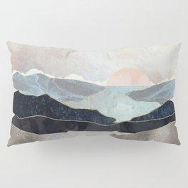 Blue Mountain Lake Pillow Sham