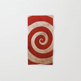 Sideshow Carnival Spiral Hand & Bath Towel