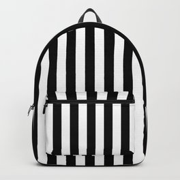 VINTAGE SCREEN (BLACK-WHITE) Backpack