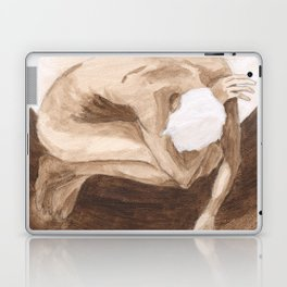 """""""Time and Death and God"""" [Series Part 2] Laptop & iPad Skin"""