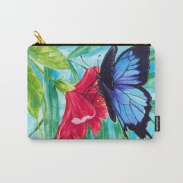 Ulysses Butterfly Carry-All Pouch