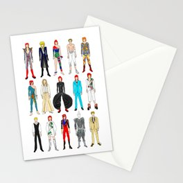 Retro Vintage Fashion 1 Stationery Cards