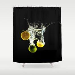 JuicerMcJuister, Finale. Shower Curtain