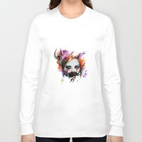harley Long Sleeve T-shirts featuring Harley Q by ururuty