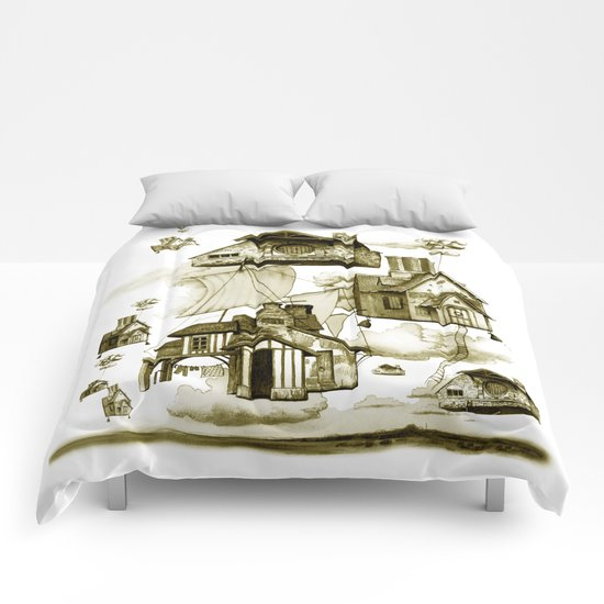 houseII Comforters