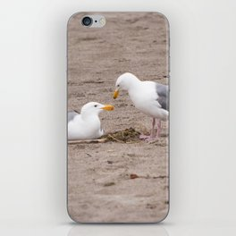 I Have Come Home iPhone Skin