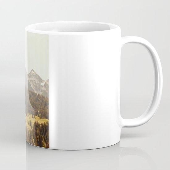 Road through the Mountains Mug