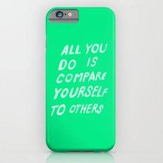 COMPARE Slim Case iPhone 6s