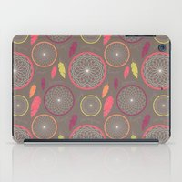 dreamcatcher iPad Cases featuring Dreamcatcher by Rosie Simons