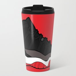 "Air Jordan XI Retro ""Bred"" Travel Mug"
