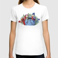 cookie monster T-shirts featuring cookie monster by ErsanYagiz