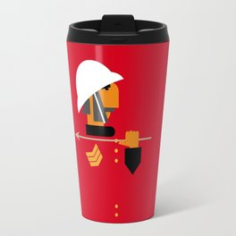 The man who would be king Travel Mug