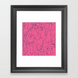 Doode design 4 Framed Art Print