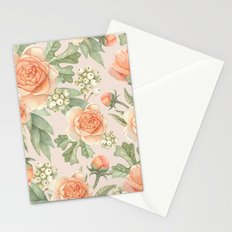 Flowered nature Stationery Cards