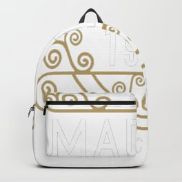 Made-In-1944-All-Original-Parts-Birthday-Gift Backpack