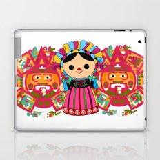 Maria 3 (Mexican Doll) Laptop & iPad Skin