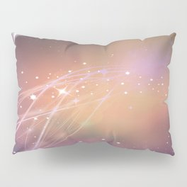 The sound of stars Pillow Sham