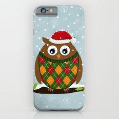 Christmas Owl Slim Case iPhone 6s