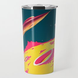 FLYING SAUCERS ATTACK Travel Mug