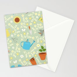 Bloom and Grow Stationery Cards