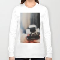 polaroid Long Sleeve T-shirts featuring polaroid. by hilde.