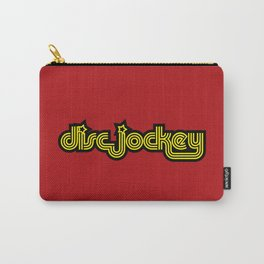 Disc Jockey Music Quote Carry-All Pouch
