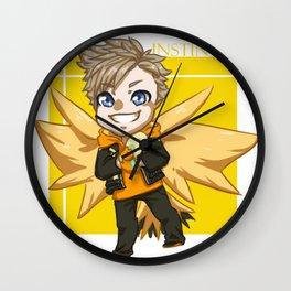 Team Instinct's Spark Wall Clock