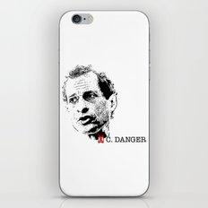 Vote Carlos Danger iPhone & iPod Skin