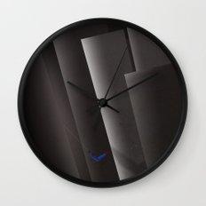 SMOOTH MINIMALISM - Spiderman Wall Clock