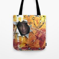 rio Tote Bags featuring Rio by Bruce Stanfield