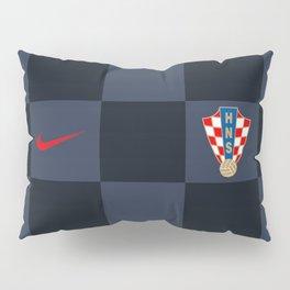 Croatia Away Jersey 2018 Pillow Sham