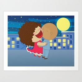 City Love Art Print