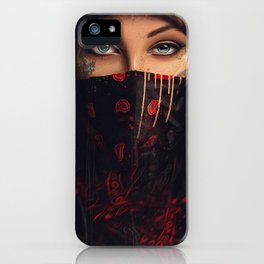 fatalism20 iPhone Case