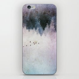 The Contradictory Flight iPhone Skin
