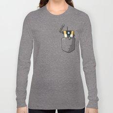 P0ck37 Long Sleeve T-shirt
