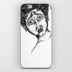 The Bug Lady iPhone & iPod Skin