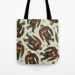 Steve the Gorilla Tote Bag
