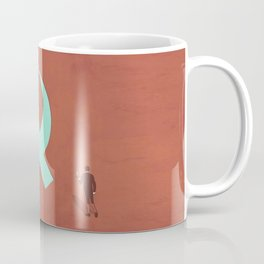 From communism to capitalism Coffee Mug