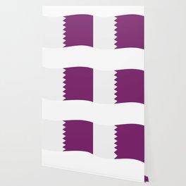 flag of qatar Wallpaper