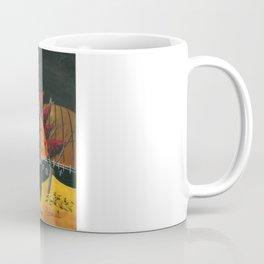 Hilly Haunted House Coffee Mug