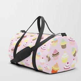 Cupcake Wonderland Duffle Bag