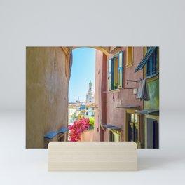 Sanremo Mini Art Print